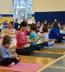 Hooray For Intergenerational Yoga Day, part 2